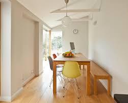 smartness narrow dining room table home designing
