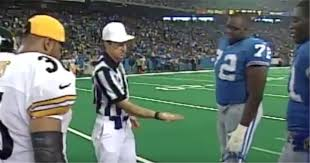 the steelers lions coin flip blunder of 1998
