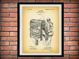 1906 mailbox patent print print poster home decor wall art 1906 mailbox patent print print poster home decor wall art mail carrier mailman postal mail carrier post office us mail