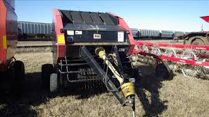 pmi rp 1511 round baler twine wrap monitors included vin 70053