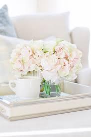 silk peonies a cozy corner in my bedroom pink peonies by rach parcell