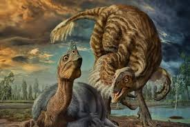 baby dinosaur fossil revealed to be an entirely new species the