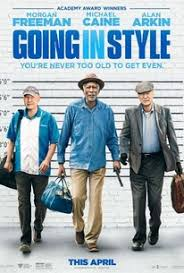 going in style 2017 rotten tomatoes
