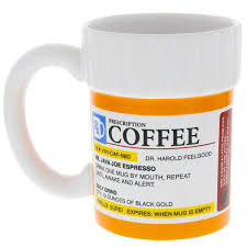Novelty Coffee Mugs by Prescription Pill Bottle Rx Coffee Mug Novelty Mugs