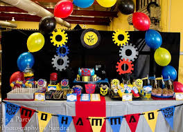 transformers birthday decorations 20 transformers birthday party ideas we spaceships and
