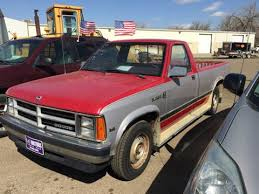 dodge shelby dakota 1989 dodge dakota for sale carsforsale com