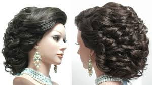 hairstyle for long hair tutorial bridal updo step by step youtube