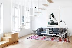 Open Staircase Ideas Open Staircase Ideas Living Room Scandinavian With Contemporary