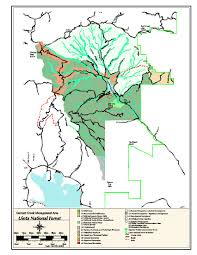 Provo Utah Map by Uinta Wasatch Cache National Forest Land U0026 Resources Management