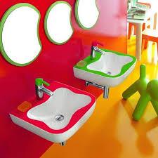 colorful kids bathrooms designer furniture accessories