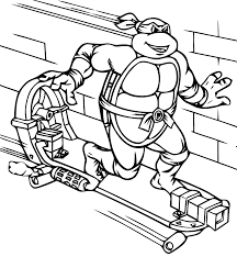 printable coloring pages ninja turtles superheroes