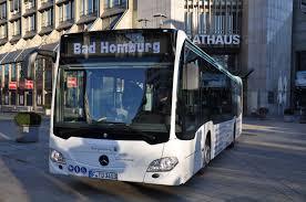 Stadtbusverkehr Bad Homburg V D Höhe