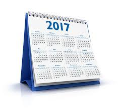 calendrier de bureau photo calendrier de bureau 2017 illustration stock illustration du fond