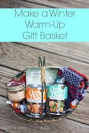 soup gift baskets diy winter warm up gift basket tamara like