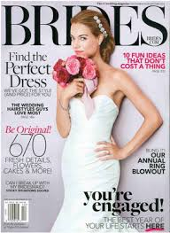 brides magazine wedding magazine brides design layouts magazines
