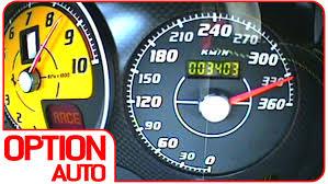 top speed f430 340 km h 430 scuderia novitec rosso hd option auto