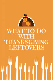 what to do with thanksgiving leftovers holley grainger ms rdn