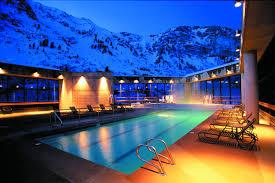 Snowbird Ski And Patio Fun Winter Activities In Utah