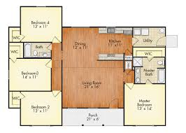 House Plans With Butlers Pantry Kentwood House Plan United Built Homes Custom Home Builders