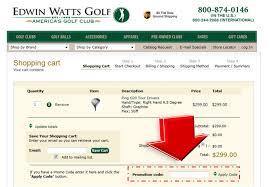 edwin watts coupons edwin watts golf coupon coupon code