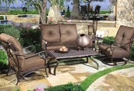 Patio Furniture Irvine Ca by Aluminum Patio Furniture Outdoor Pool Furniture Sets Orange