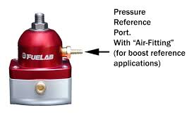 where is the fuel pressure regulator where is the location of the 1 1 boost reference fuel pressure regulators fuelab