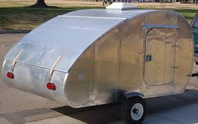 Teardrop Trailer Plans Free by Best Teardrop Trailers With Bathroom Ideas Home Design Ideas