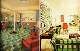 exclusive idea 3 1957 home design 1940s and 1950s house designs