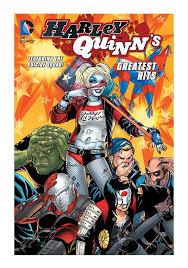 dc comics harley quinn s greatest hits graphic novel newbury comics
