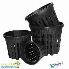 plastic plant pots potponics growing systems