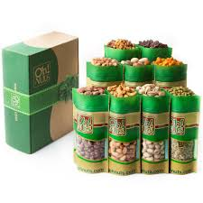 Send Halloween Gift Baskets Nut Tray Gift Baskets At Cheap Bulk Prices Oh Nuts U2022 Oh Nuts