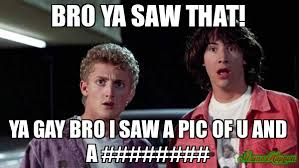 U Of A Memes - what if when you die you wake up in real life meme bill and ted