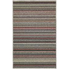 Berber Area Rug Striped Berber Area Rug 6 X9 610415300