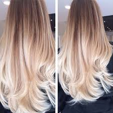 Dark Blonde To Light Blonde Ombre Best 25 Brown To Blonde Balayage Ideas On Pinterest Balayage