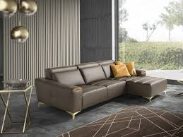 Sectional Sofa With Chaise Lounge by Slide Sofa With Chaise Longue By Lago Design Daniele Lago