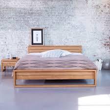 Teak Bed Teak Bett 160x200 U2013 Verkauf Von Massivteak Betten Minimalys Tikamoon