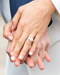 wedding rings in botswana three rings like meghan markle s engagement ring brilliant