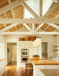 Wood Ceiling Designs Living Room by 30 Stunning Interior Living Spaces With Exposed Ceiling Trusses