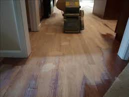 engineered hardwood sand finish