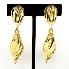1970s earrings 165 best all that glitters are tones of gold images on