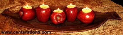 Apple Centerpiece Ideas by Fabulous Fruit Centerpieces