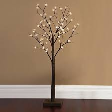 in 4 foot led lighted cherry blossom tree bed bath beyond