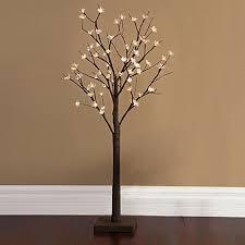 Decorative Trees With Lights Led Decor Bed Bath U0026 Beyond