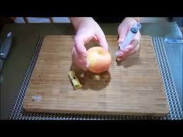 seringue de cuisine astuce pour évider une pomme avec une seringue toc cuisine vidéos