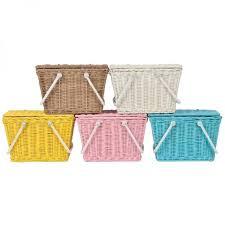 kids picnic basket olli ella kids piki picnic basket coast custom
