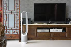 dyson air purifier fan review dyson s new bladeless fan is also a powerful air filter