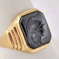alfa img showing u003e men u0027s intaglio jewelry