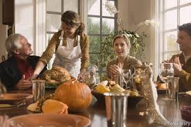 editorial thanksgiving a time not just to remember but to be