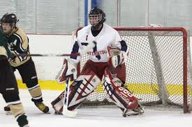 bentley college hockey only in the nhl florida panthers get help in net from fau goalie