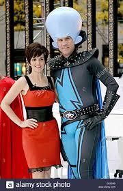 Ferrell Costumes Halloween Tina Fey Ferrell Dressed Characters U0027megamind